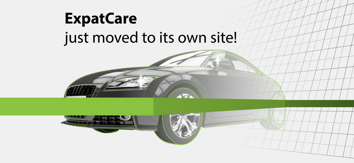 ExpatCare has moved to its own site!