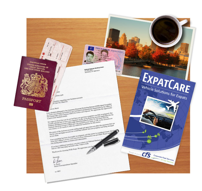 ExpatCare Program - Vehicle Solutions for Expats